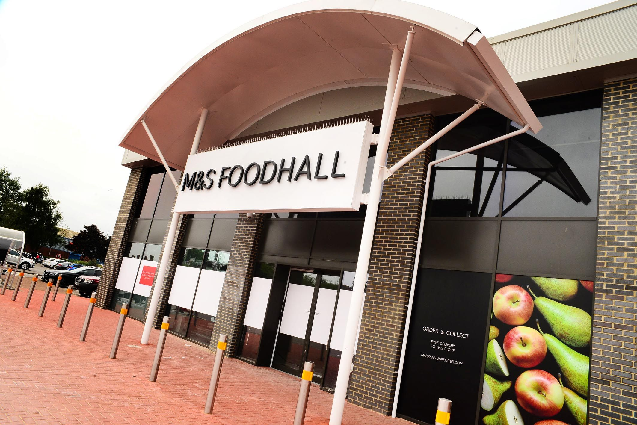 M&S gone