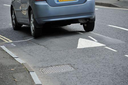 LETTER: 'Useless speed bumps are not wide or high enough'