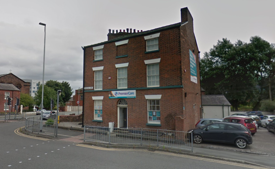 Premier Care Ltd has been ordered to improve by the Care Quality Commission. Picture by Google Maps.