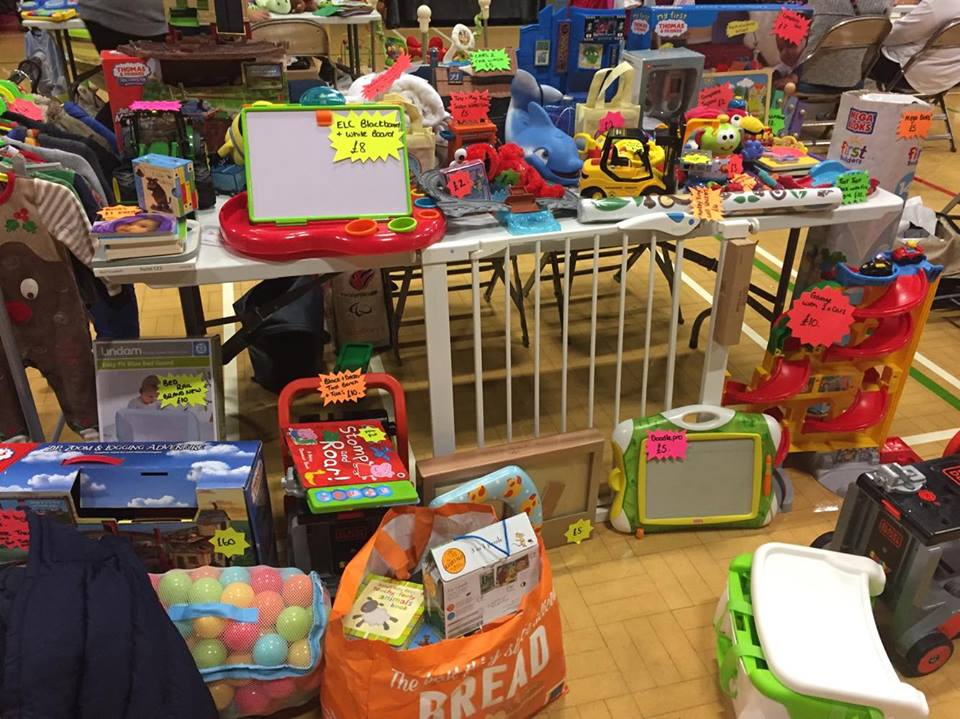 Cheshire Children's Market Appleton