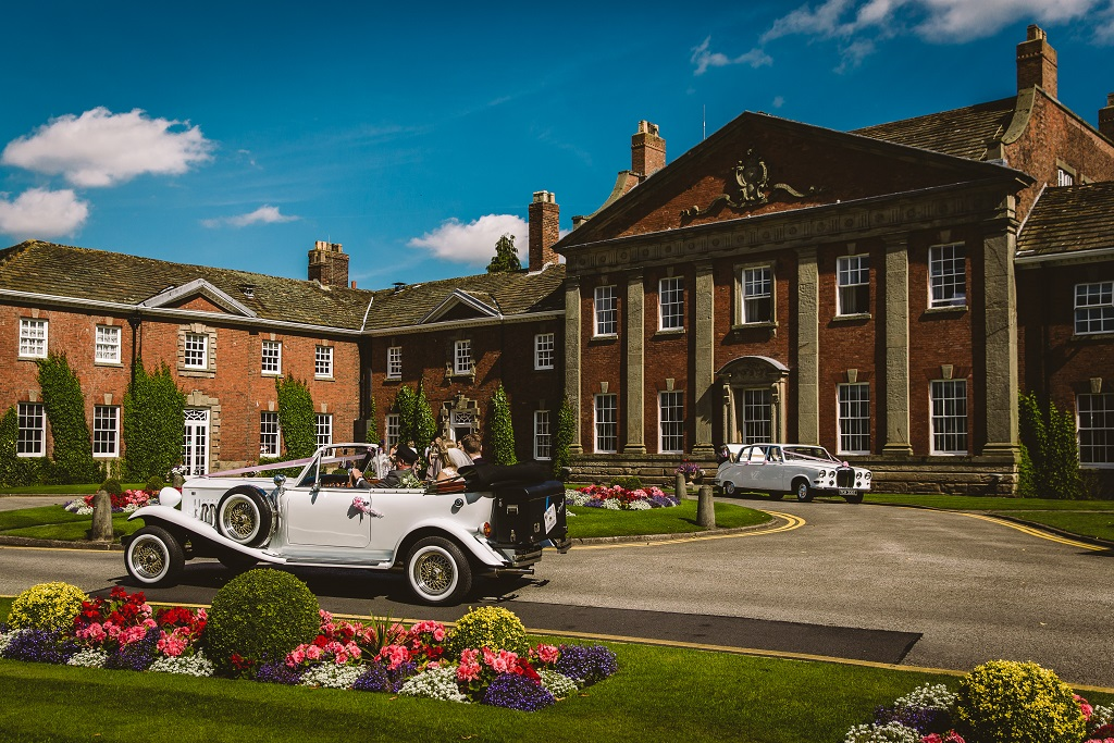 The Mottram Hall Wedding Fayre will take place on Sunday 14th October 2018 from 11.00am – 3.00pm.