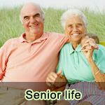 Senior living and elderly features and supplements