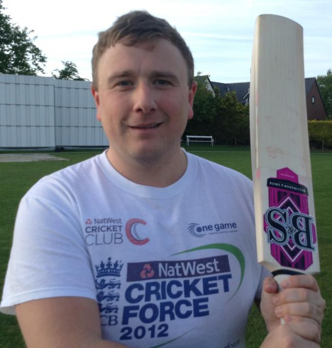 Adam Roylance top-scored for Grappenhall during their six-wicket defeat to Cheadle on Saturday