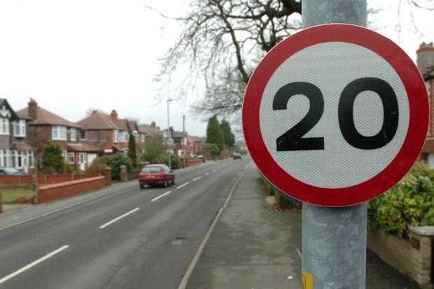 The time has come for 20mph limits