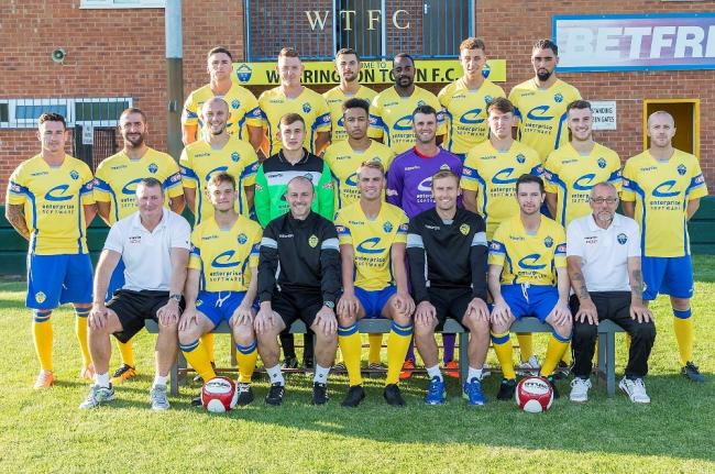 Commercial focus: Warrington Town best players for 2018-2019 season