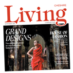 Warrington Guardian: Cheshire Living Cover 2018 Autumn