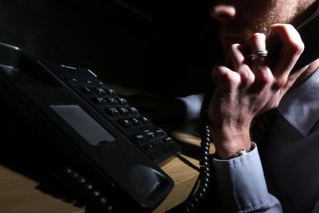 Cheshire Police has issued a warning over a spate of scam phone calls.