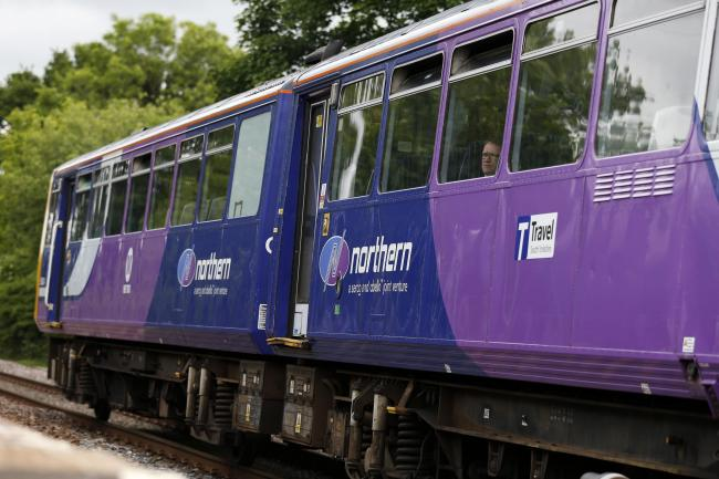 Delays for commuters after train breaks down