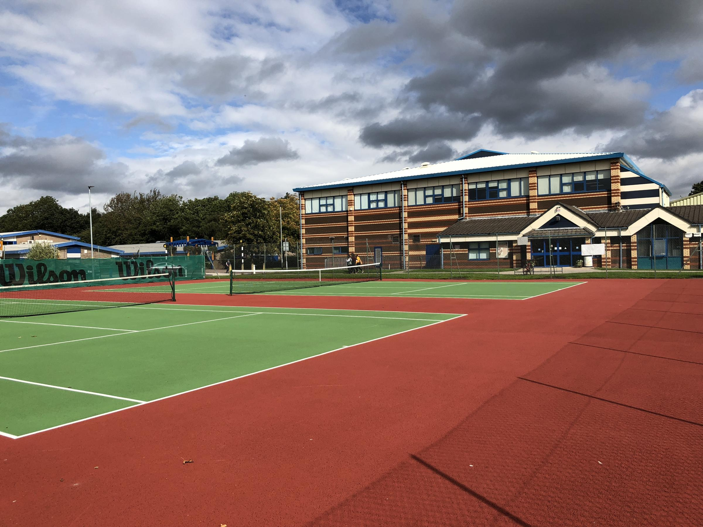 Birchwood Leisure and Tennis Complex