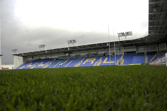 Warrington Wolves recorded a profit last season for the first time since 2015.