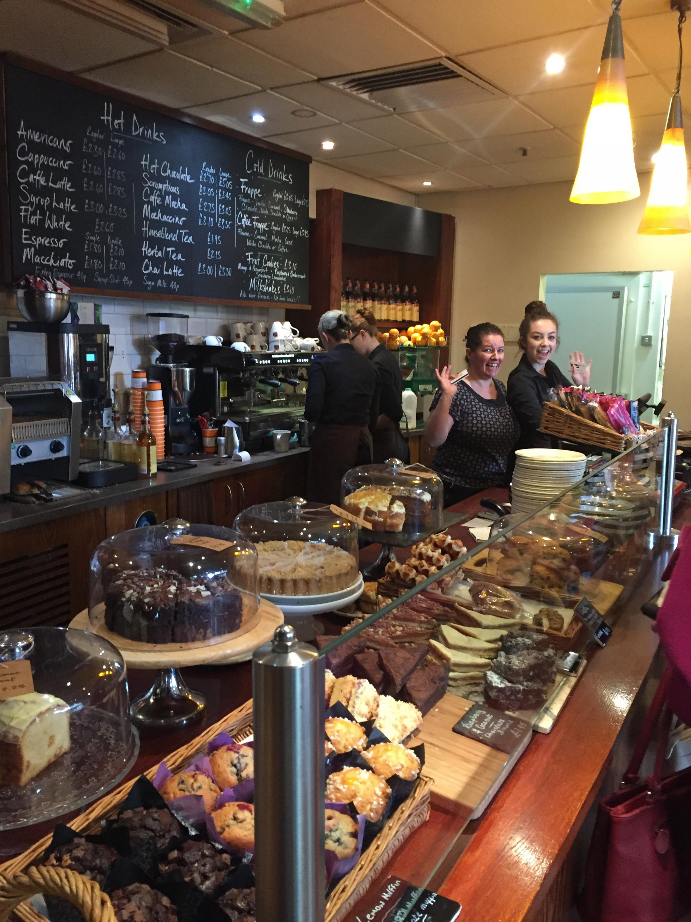Coffee Morning at Rhode Island Coffee