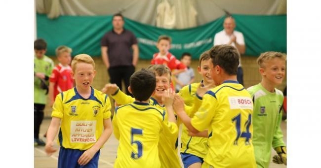 Wire Futsal has run tournaments such as the Warrington Youth Championship in  the town 4b23dbaab8138