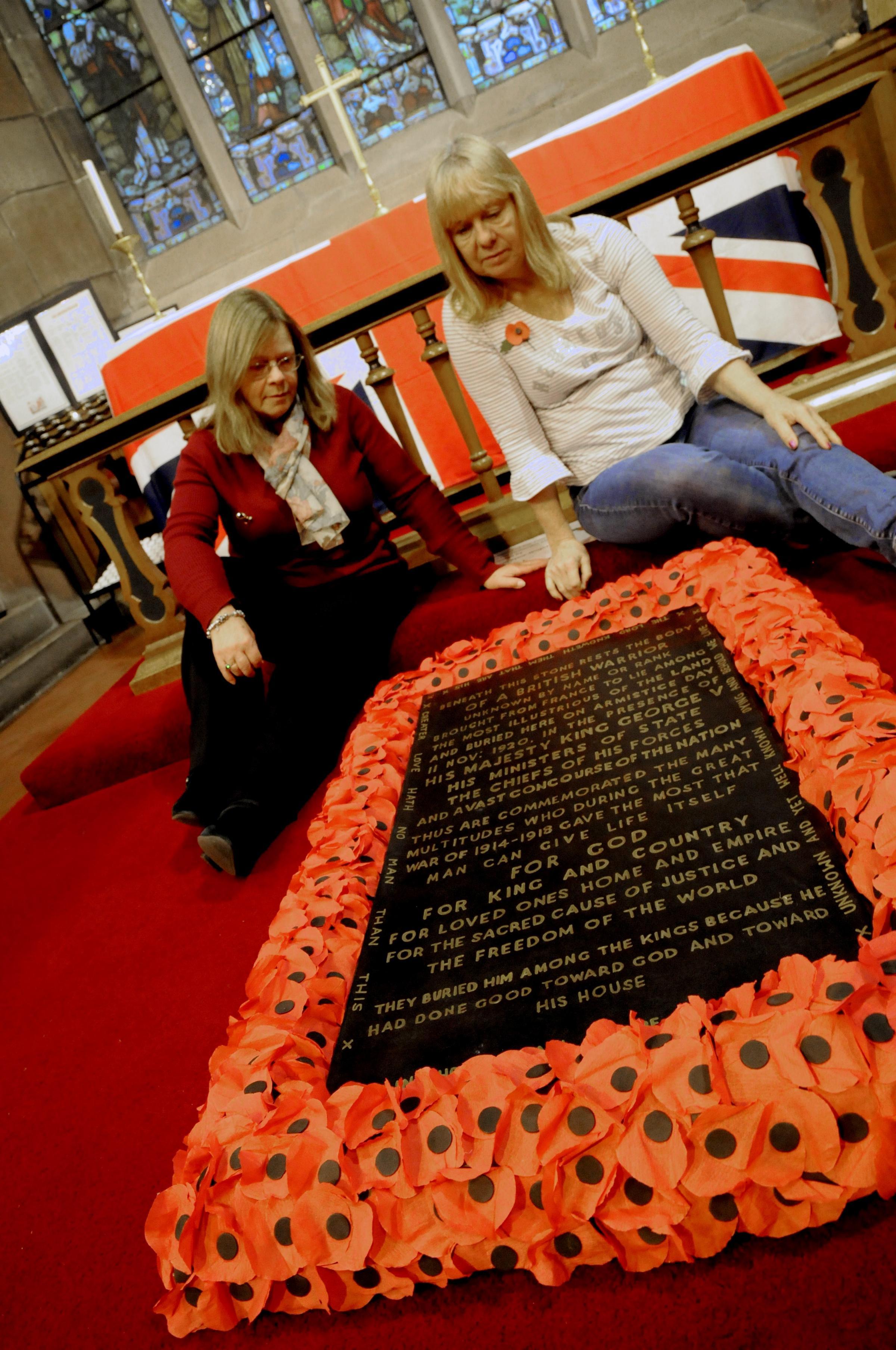 Grappenhall church opens First World War exhibition
