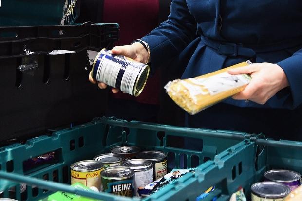 Sos Call As Warrington Foodbank Starts To Run Out Of