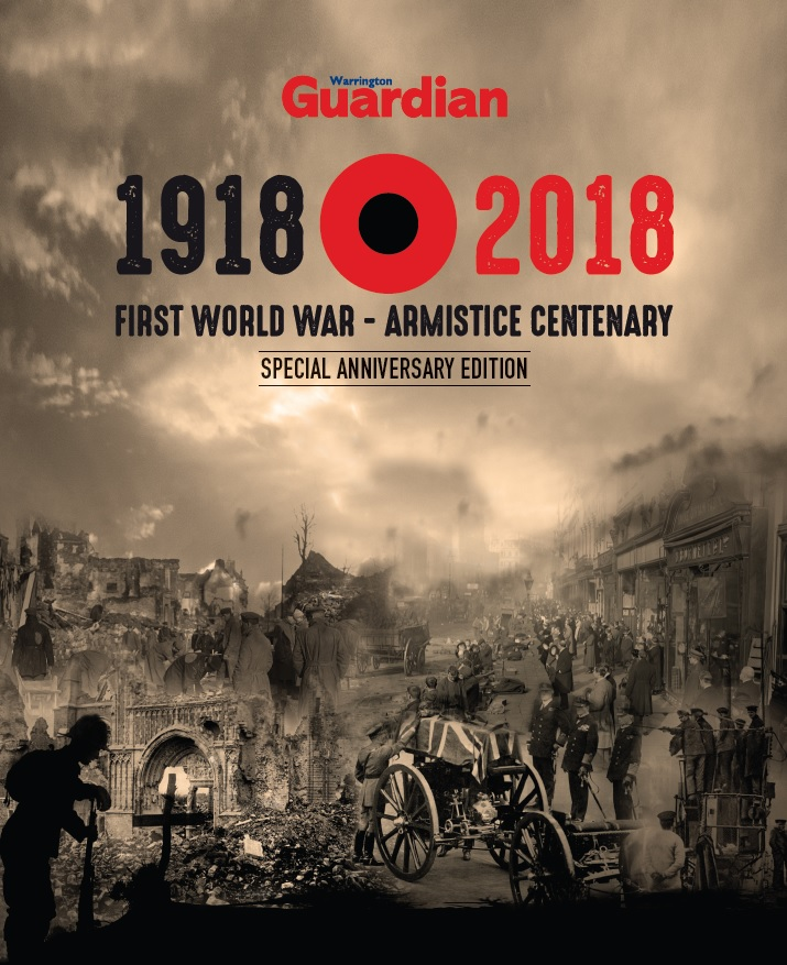 First World War special anniversary edition inside today's paper