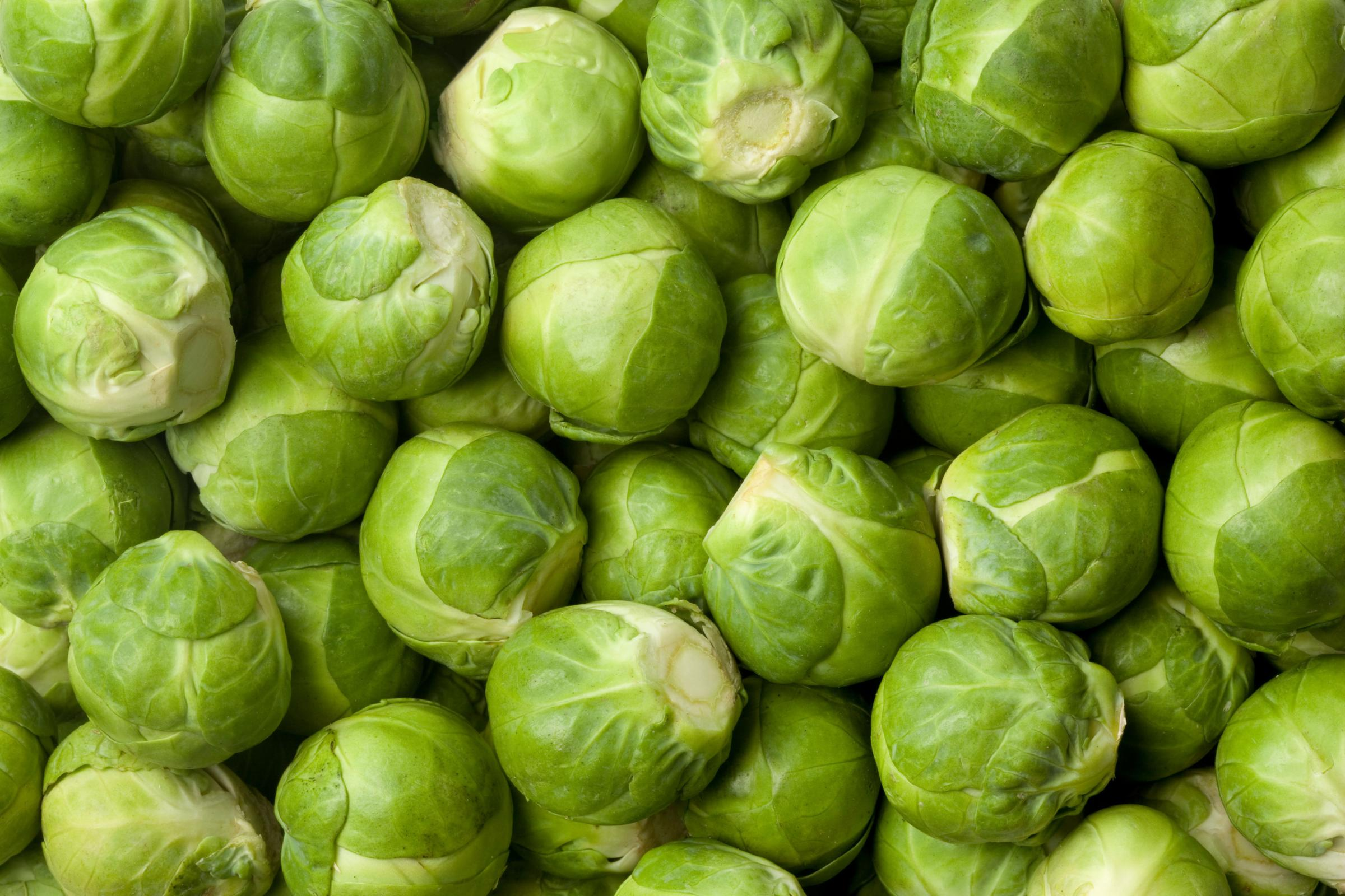 Why you should be eating sprouts with your Christmas dinner