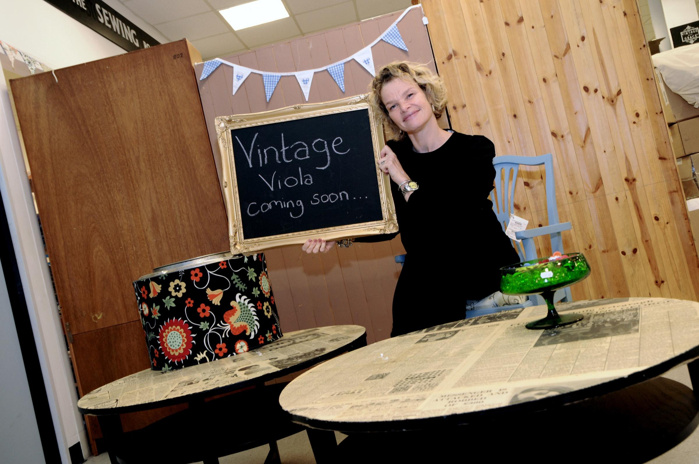Proud mum swaps teaching for T-shirts to launch vintage store in memory of Viola Beach