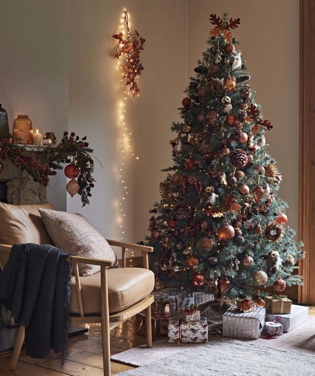 Christmas Tree Themes.Three Christmas Tree Themes That Are In Fashion For 2018