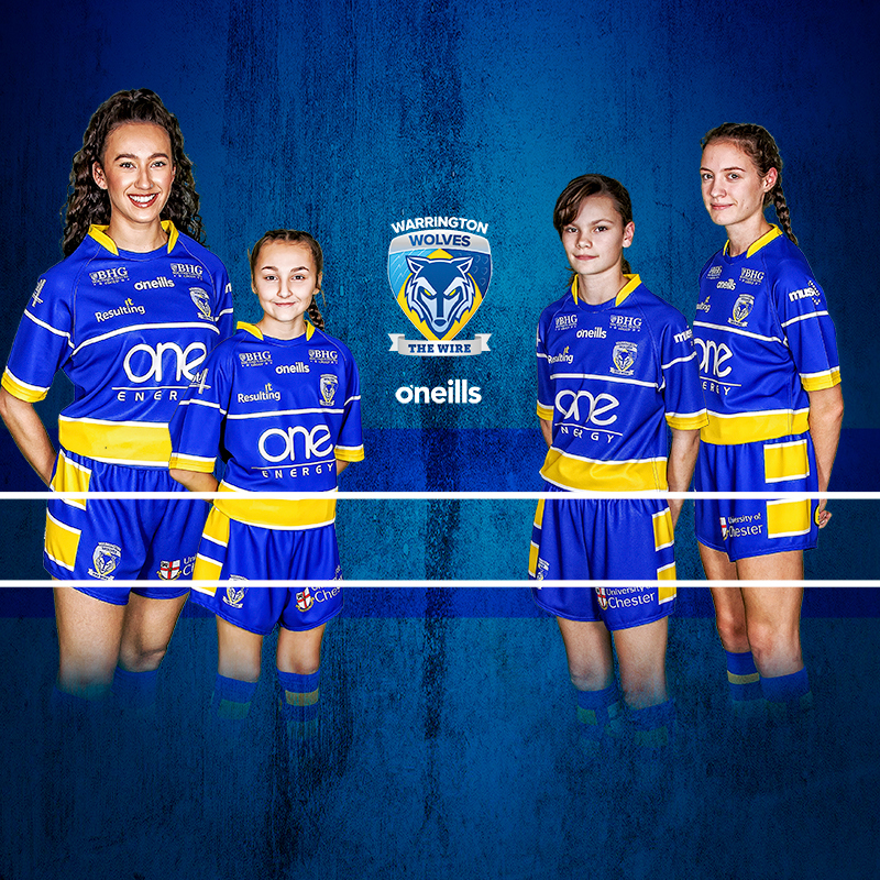 Trials for the first ever Warrington Wolves women's team will take place on Monday