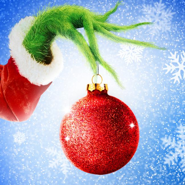 The Grinch Christmas.How The Grinch Stole Christmas To Go On Stage At The Lowry