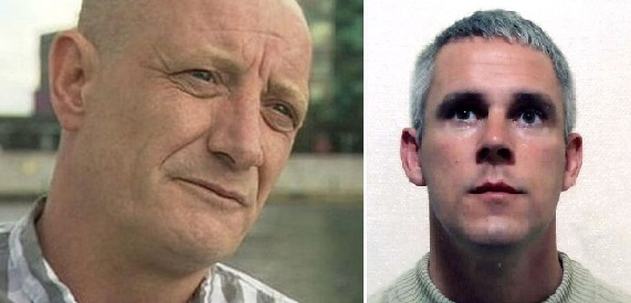 Paul Massey, left, and John Kinsella, right, were killed in incidents nearly three years apart.