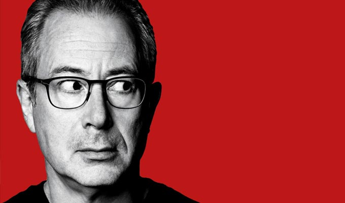 Ben Elton to return to Parr Hall for first time in 13 years