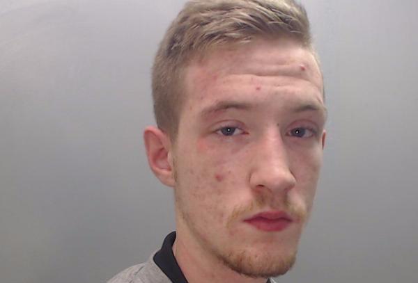 Drug dealer caught with heroin, crack cocaine and STUN GUN