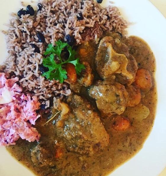Jamaican born cook launches Caribbean takeaway in Bridge Street