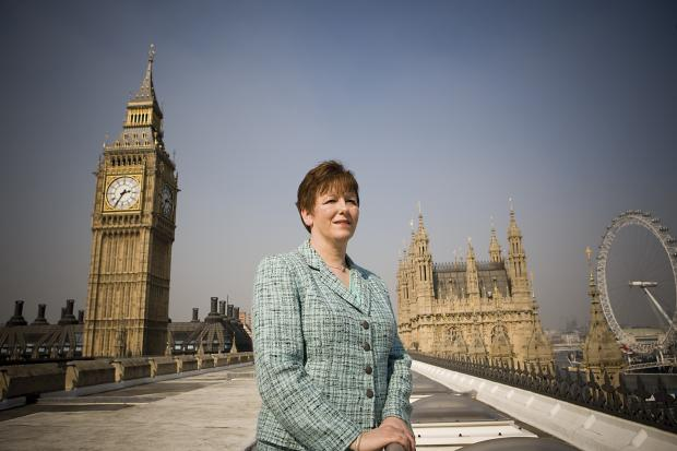 Warrington Guardian: Helen Jones MP