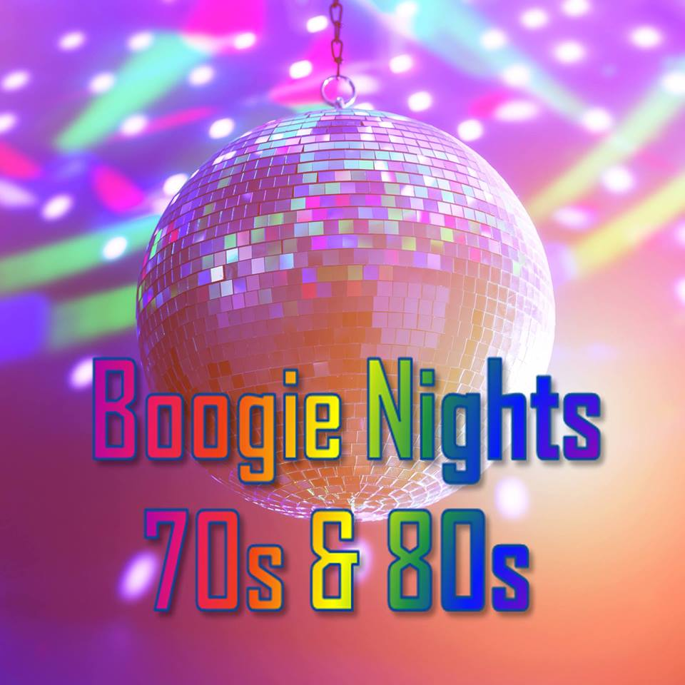 70's 80's Boogie Night