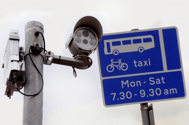LETTER: 'I was handed two bus lane fines in one minute'