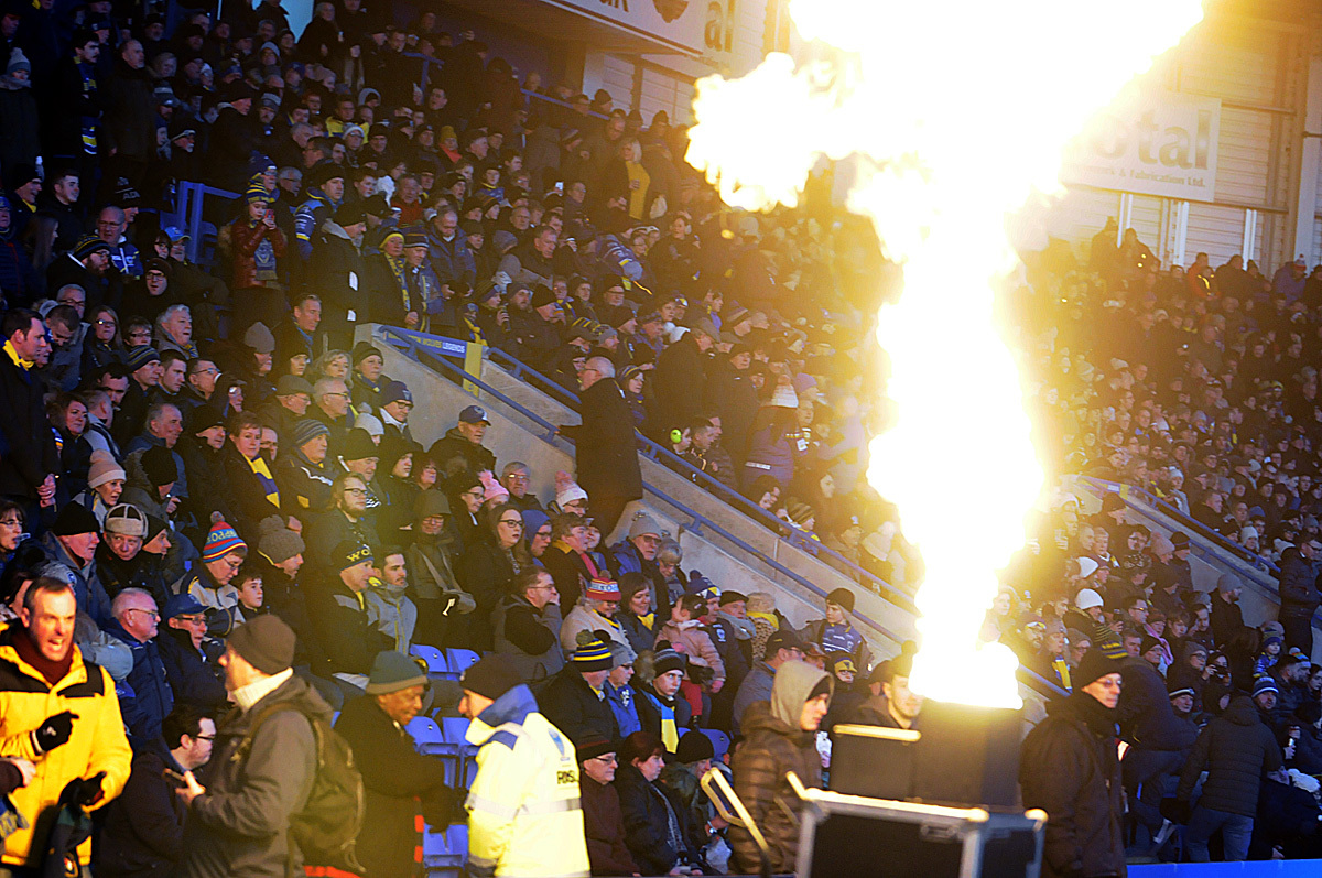 More than 10,000 tickets have been sold for The Wire's clash with Wigan