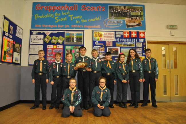 The Grappenhall Scouts