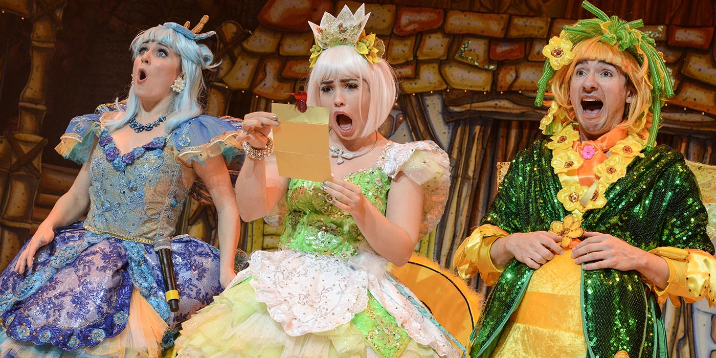 The Everyman Rock 'n' Roll panto Sleeping Beauty
