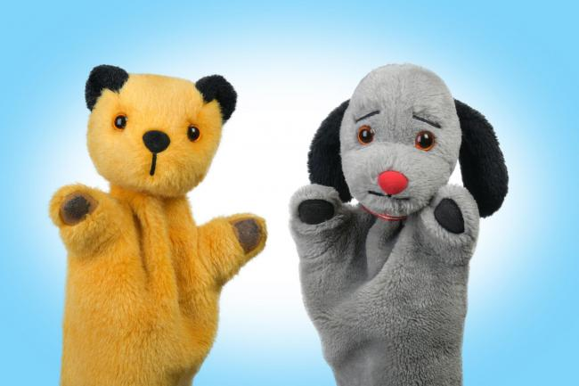 Sooty and Sweep pictured by Steve Ullathorne