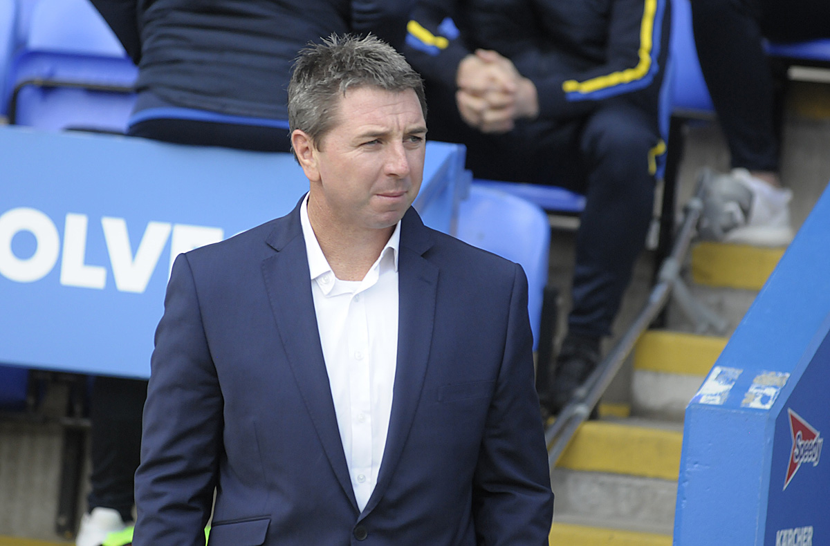 Steve Price has revealed he is a Warrington's Own Buses customer.