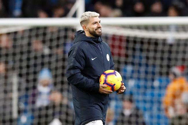 Sergio Aguero moved level with Alan Shearer for the most Premier League hat-tricks after his treble against Chelsea