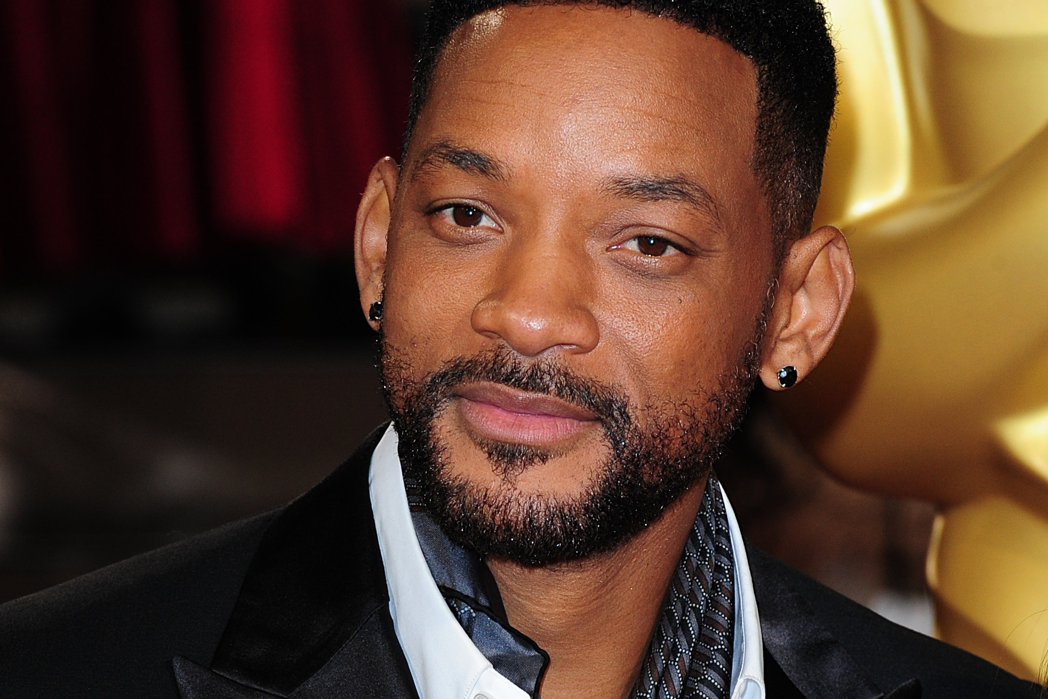 Will Smith plays the Genie in the live-action remake of Aladdin (Ian West/PA)