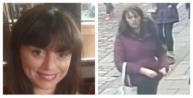 Louise Wilde has been found safe and well