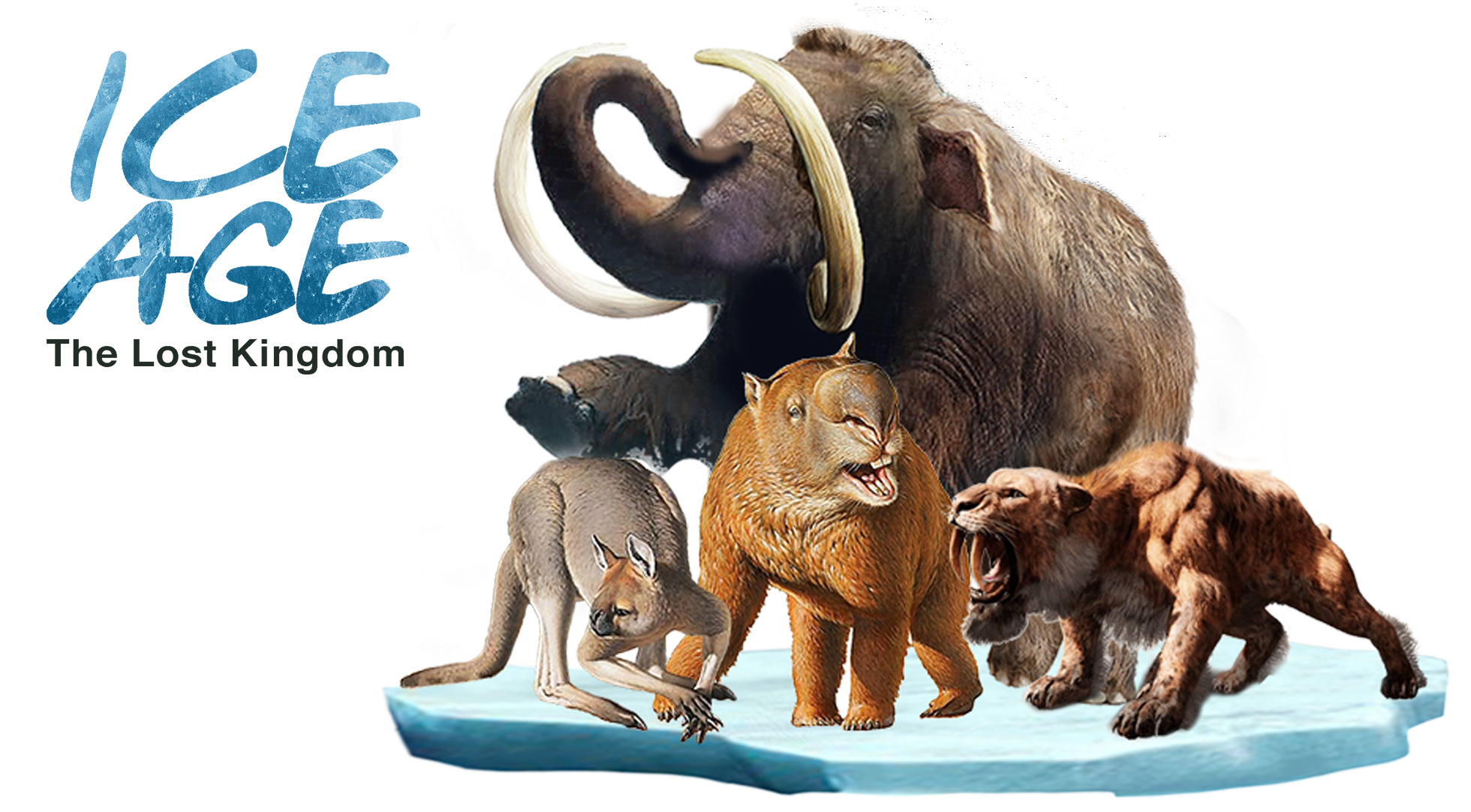 Tickets are now sale for Ice Age: The Lost Kingdom