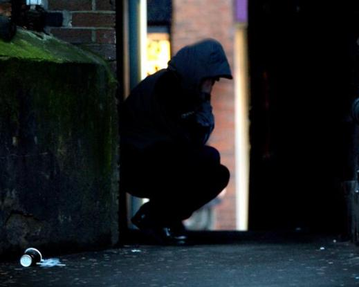 Rough sleeping fears intensify ahead of election