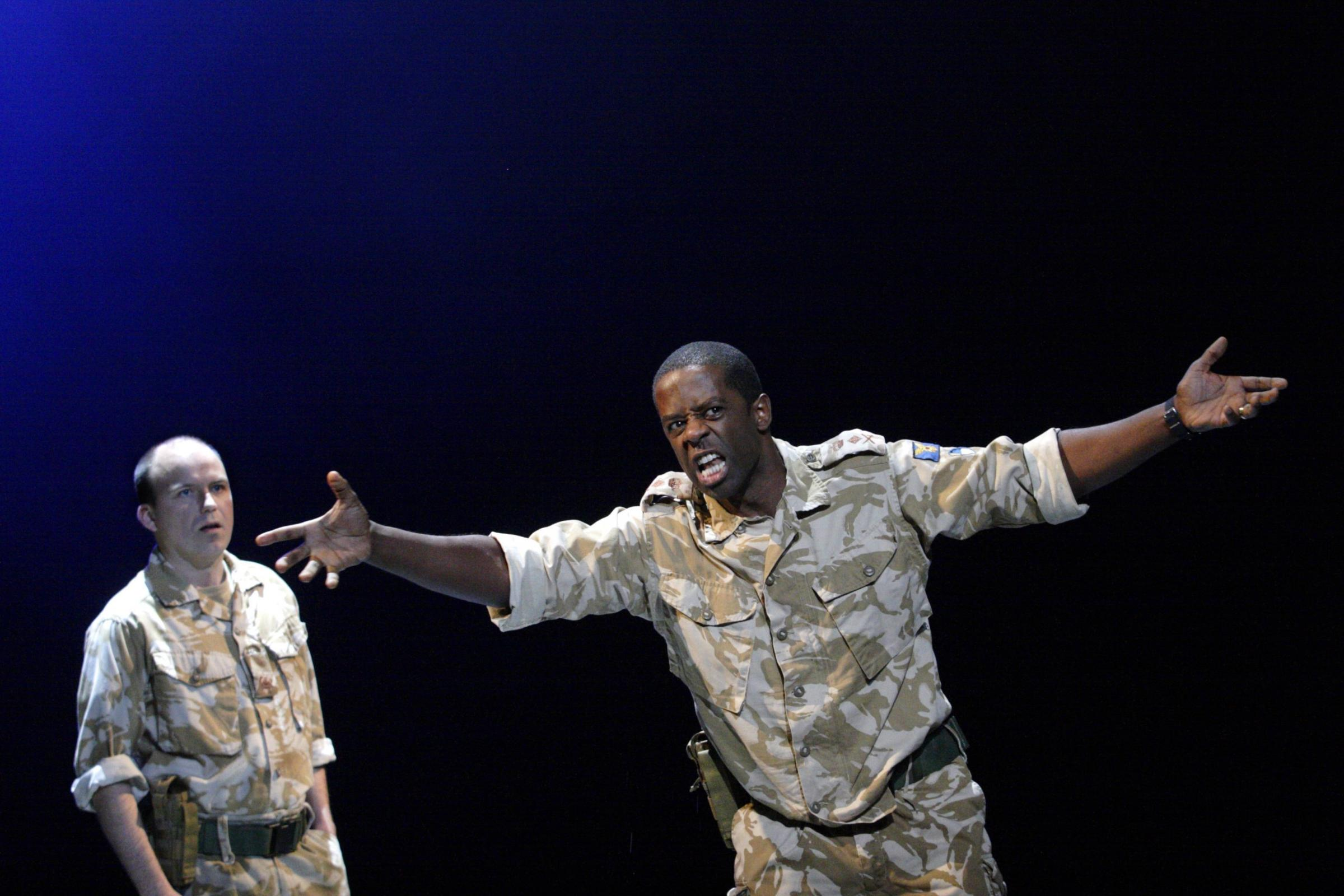 Othello at The National Theatre