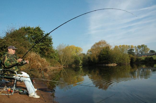 Warrington Anglers Association report