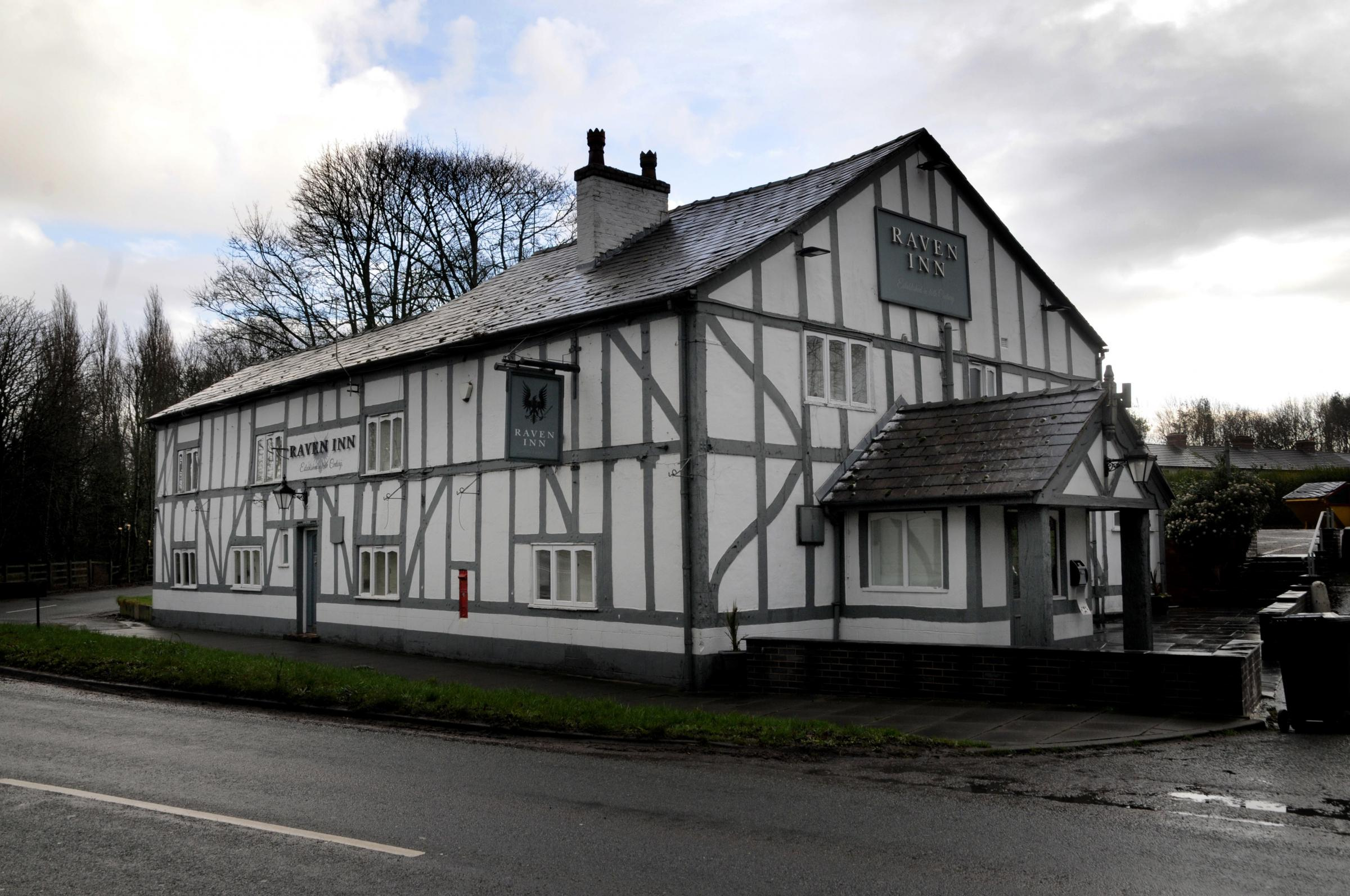 Plans to demolish the Raven Inn pub in Glazebury have been withdrawn by the developer.