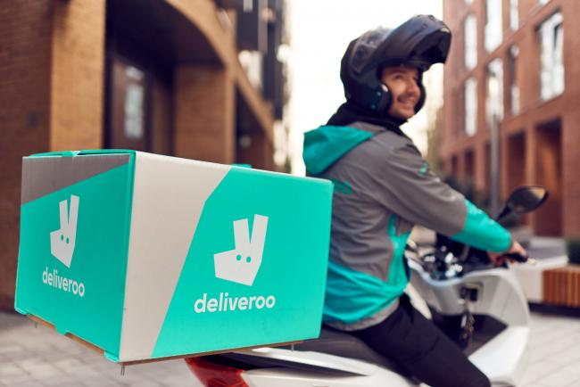 Deliveroo is coming to Warrington and is looking for drivers