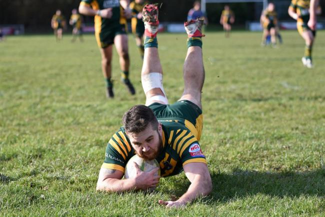 Woolston Rovers kick off their season against Hensingham on Saturday. Picture by Simon Whitehead