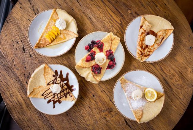 Bistrot Pierre launches a special meal deal for Pancake Day