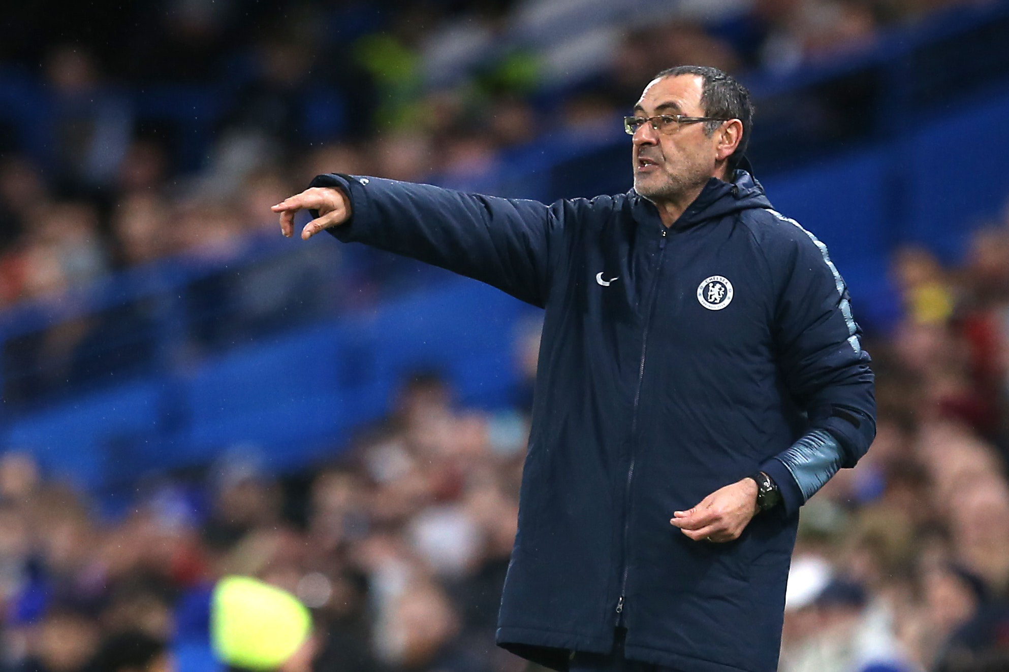Maurizio Sarri does not want to face former side Napoli in the quarter-finals