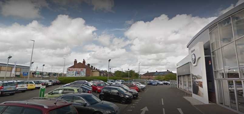 The Lightcliffe Škoda dealership on Winwick Road. Picture: Google Maps