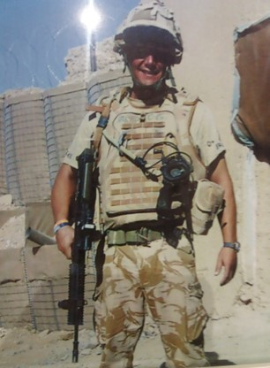 Ex-forces sergeant has sights set on climbing Everest